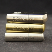 LUCKY STRIKE 木箱入り 3点セット Original ZIPPO Collection Series